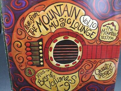 KMTT live on the Mountain Music lounge volume 10 plus best of (The Best Of Live Lounge)