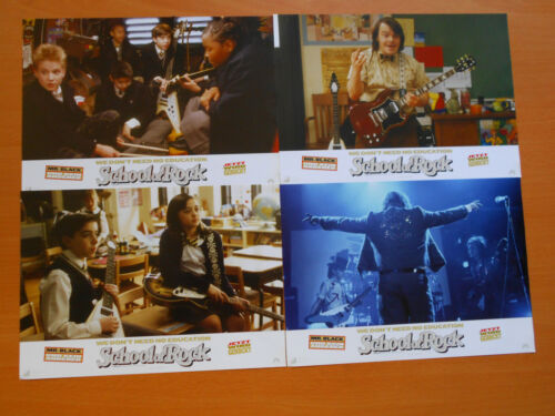 SCHOOL OF ROCK - Jack Black