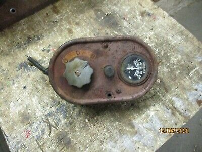 Farmall B Amp Switch Box Used Original Good Condition