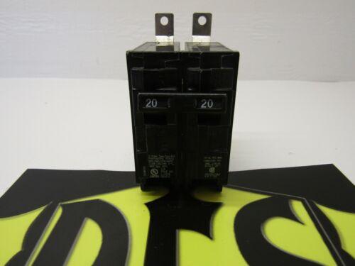 Siemens B220H BLH Bolt On Circuit Breaker 20 Amp, 2 Pole, 120/240 Volt