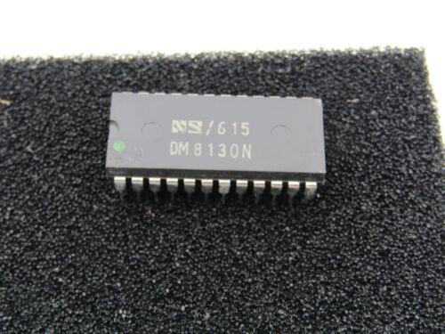 NSC DM8130N Magnitude Comparator, 8130 Series, 10-Bit, TTL, PDIP24