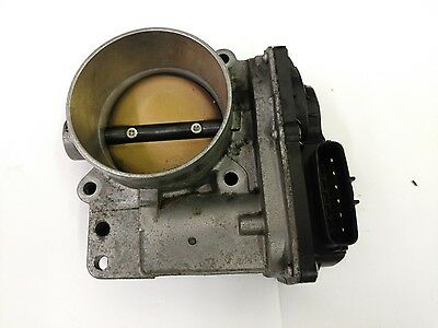 Volvo S40 Throttle Body - Volvo S Throttle Body Cyl Wo Turbo Oem - Volvo S40 Throttle Body