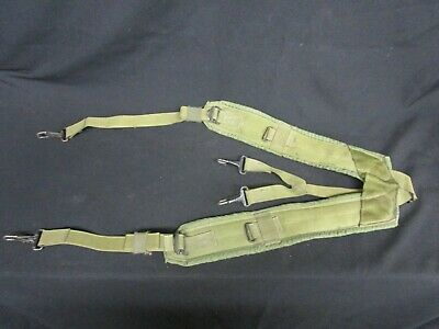 U.S. Military Individual Equipment LC-2 Belt Suspenders No Reserve