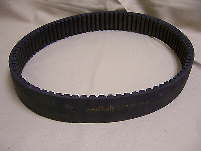 Optibelt Heavy Duty Industrial 3432v450 Commercial Washing Machine Belt Nos