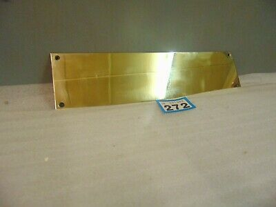 Door Finger Plate 272