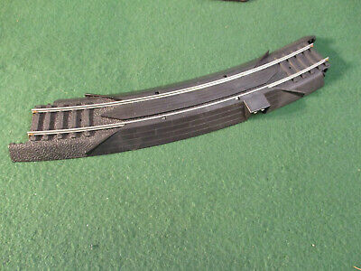 NMINT Vintage Life Like Curved Rerailer Terminal Train Set Railroad Track