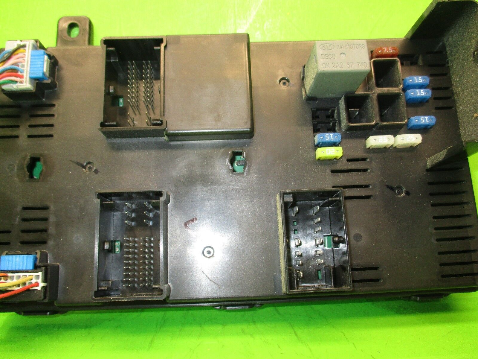 Kia Sedona Fuse Box Used 2006 Computers Chips Cruise Control And Related 2012 Relay 91958 4d030 Oem