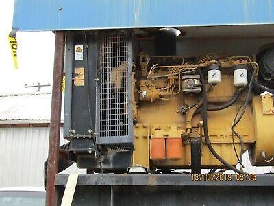 Olympian D90p1 Generator 480277 Vac 3 Phase 113 Kva Standby Cat Engine