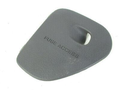 DODGE RAM 1500 2500 3500 DASH FUSE BOX ACCESS PANEL COVER MIST GRAY 98-01 *