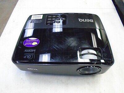 BenQ MX522 SmartEco 3D DLP Projector 3000 ANSI Lumens VGA HDMI (7974 Hours)