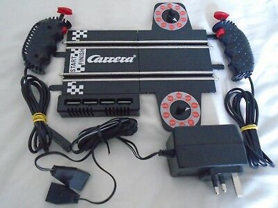 CARRERA GO POWER TRACK 4 CONNECTIONS  LAP COUNTER  PSU  CONTROLS  # 3