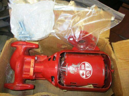 NEW BELL&GOSSETT 106189 BOOSTER CIRCULATOR PUMP MISSING 2 GASKETS