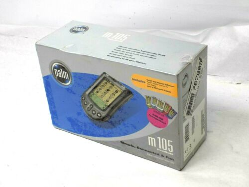 New in the Box Palm M105 Handheld PDA