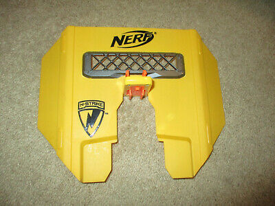 Nerf N-Strike Stampede ECS Blast Shield Replacement Attachment Part