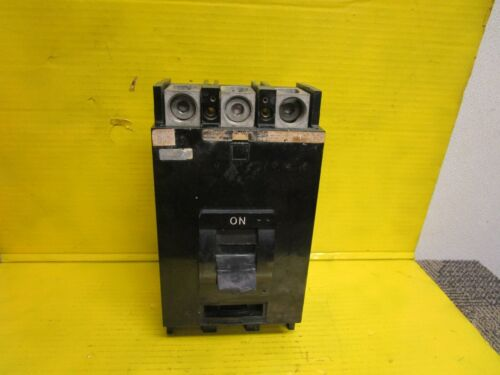 SQUARE D LAL36350MT U 350A 600V 3 Used Mounted Top