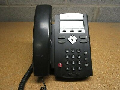 Polycom Soundpoint Ip 331 Voip Business Phone W Base - Handset