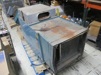 Bryant Natural Gas Unit Heater 200-344s 200000btu Input 160000btu Output Used