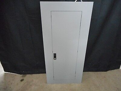 General Electric 200a 208120v 42 Circuit Main Lug Panel P-133 New
