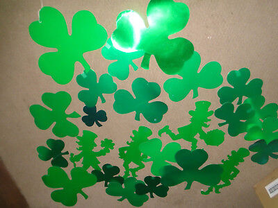Halloween Days Out (10+ VINTAGE ST PATRICKS DAY  DIE CUT OUT)