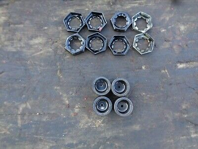 Ford Tractor 601-801-641-841-861 Diesel Engine Valve Caps Rod Bolt Pal Nuts