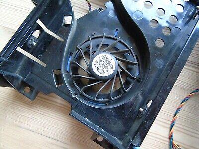 Dell Optiplex 745 755 760 SFF Hard Drive Caddy NH645 with fan genuine Dell