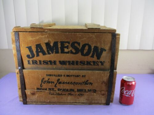 Rustic Vintage Jameson Irish Whiskey Lyon