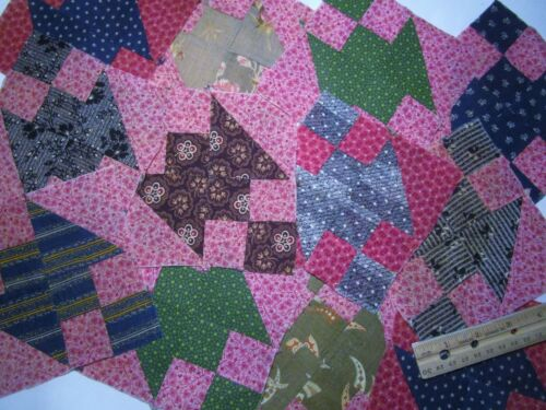 Antique Quilt Blocks 1800