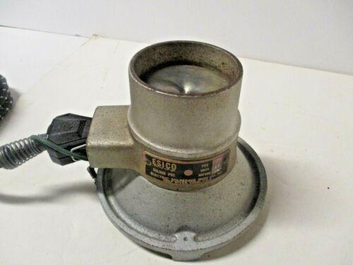 Eisco Solder Pot Type 36 Volts 115 Watts 250 c 1950
