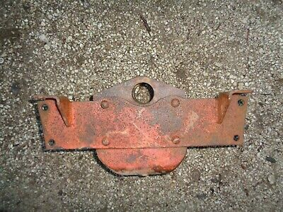 Ford Tractor 9n Front Axle Housing Mounts To Engine Block Original