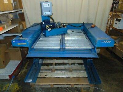 Advance Lifts Electrichydraulic Ground Level Platform Lift Table Pallet Jack