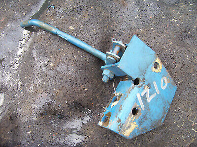 Vintage Ford 1210 3 Cyl Diesel Tractor -lever Plate Assy