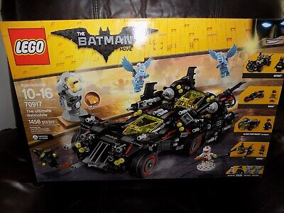 LEGO 70917 THE ULTIMATE BATMOBILE, NEW, SEALED, RARE!!
