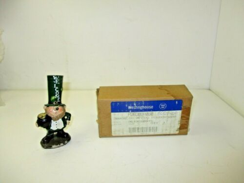 Cutler Hammer Westinghouse PD6D08A040  Digitrip 400A RMS Rating Plug - NOS