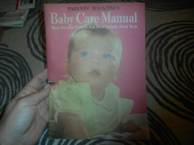 Vintage Baby Care Manual 1951 for sale  Shipping to India
