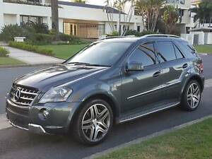 Mercedes Benz AMG ML63 V8 6.3Ltr SUV VGC