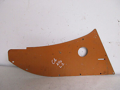 Allis Chalmers Ca Tractor Original Left Hand Under Gas Tank Plate