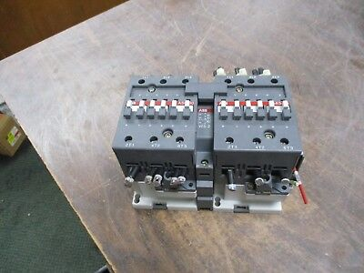 Abb2 Speed Contactor A63-30a50-30 120v Coil 9080a 600v Used