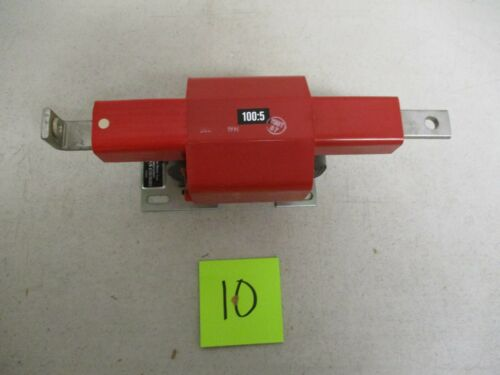 WESTINGHOUSE 100:5 CURRENT TRANSFORMER 872D190G03 TYPE LF