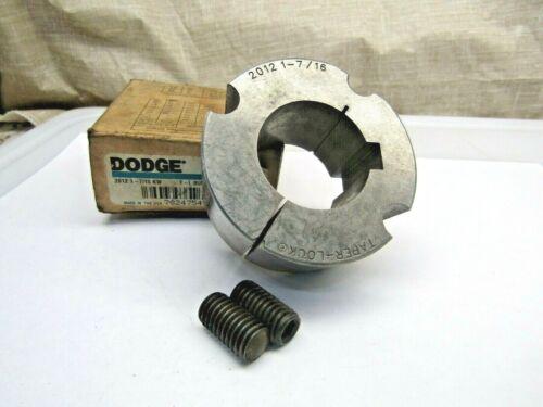 """Dodge 117167 2012 X 1-7/16 KW 1- 7/16"""" Taper Lock Bushing"""