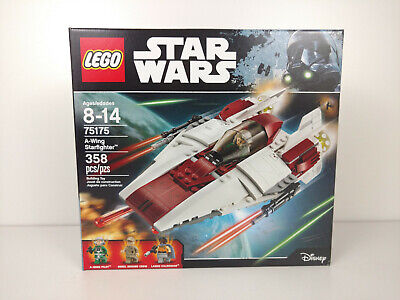 LEGO Star Wars A-WING STARFIGHTER (75175) NEW & SEALED - Ships from Canada