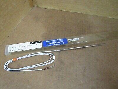 Omega Industrial Rtd Probe Prtf-10-2-100-18-6-e Prtf102100186e New