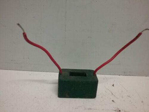 D50833-99 FURNAS Contactor Coil 110/120VAC 60hz  Q100