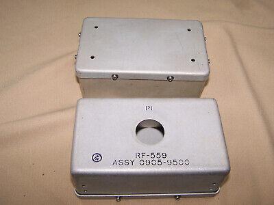 65x90x85mm  Aluminum Box Enclosure Case Project Electronic Diy Bendix Holes