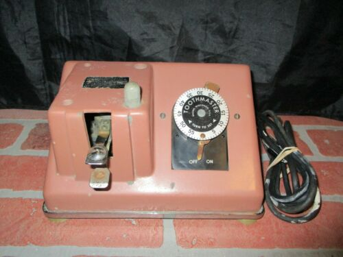Vintage Toothmaster Dental Amalgamator Mixer