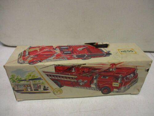 1970 Hess Firetruck