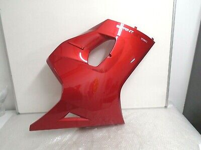 Triumph Sprint GT Right Side Fairing Panel Cranberry Red New T2303893-CX