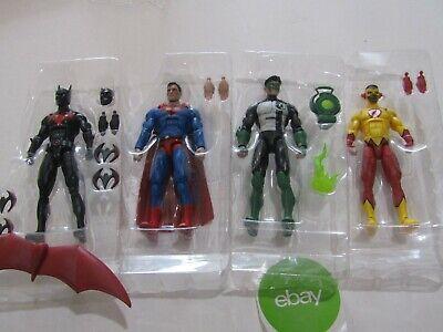 LOOSE Mattel DC Universe Multiverse Wave 10 Batman Beyond Lot