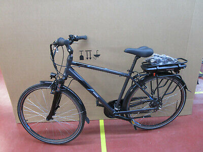 Telefunken Trekking E-Bike XT481 Expedition Alu Herren Fahrrad 28 Zoll, 21 Gang