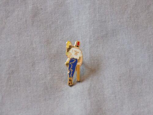 Shriner Walking Tall Lapel Tac Pin Girl Crutches Masonic Freemason NEW!