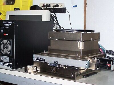 Neat Xyz 3-axis Precision Stage Wafer Inspection New England Affiliated Danaher